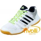 Raquete Mania   Tênis Adidas   Ligra 3 Branco 0540b02ae2ba4