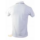 be49923e812f3 Camisa Polo Lacoste Roland Garros Branca Estampada. Código  PH7349 21 AJ0