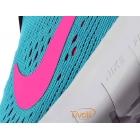 Tênis Nike Free RN feminino Azul e Rosa Pink. Código  831509 401 a3a757b0630a3