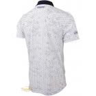 Camisa Polo Lacoste Fancy 1 Branca, Marinho e Vermelha. Código  DH9104 21  X86 3570430f98