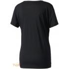 7247408253c Camiseta Adidas Graphic Trefoil Feminina Preta Estampada. Código  BK2355