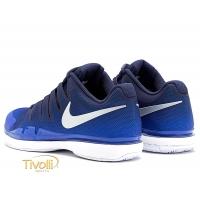 a1d7efd0235 Tênis Nike Zoom Vapor 9.5 Tour Azul e Branco - Roger Federer. Código  631458  440. Por  R  599 ...