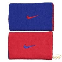 Munhequeira Nike Dri-Fit Doublewide Wristbands Grande 35bb8528787