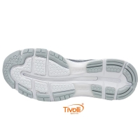 c1a7535719 Tênis Asics Gel Nimbus 20 Platinum Prata e Branco. Código  T836N 9793