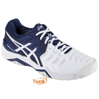 478b5162d6 Tênis Asics. Gel Resolution 7 Novak Djokovic