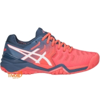 8e8616e24f Tênis Asics. Gel Resolution 7 Feminino