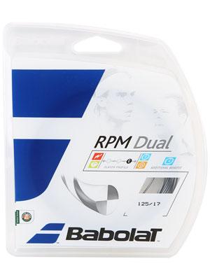 4f7527f19 Raquete Mania   Set de Corda Individual Babolat   RPM Dual - Mega Saldão