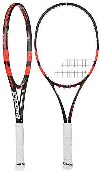 65ef9235b Raquete Mania   Mega Saldão - Raquete de Tênis Babolat   Pure Strike ...