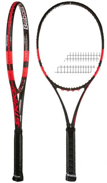 6105b497e Raquete Mania   Mega Saldão - Raquete de Tênis Babolat   Pure Strike ...