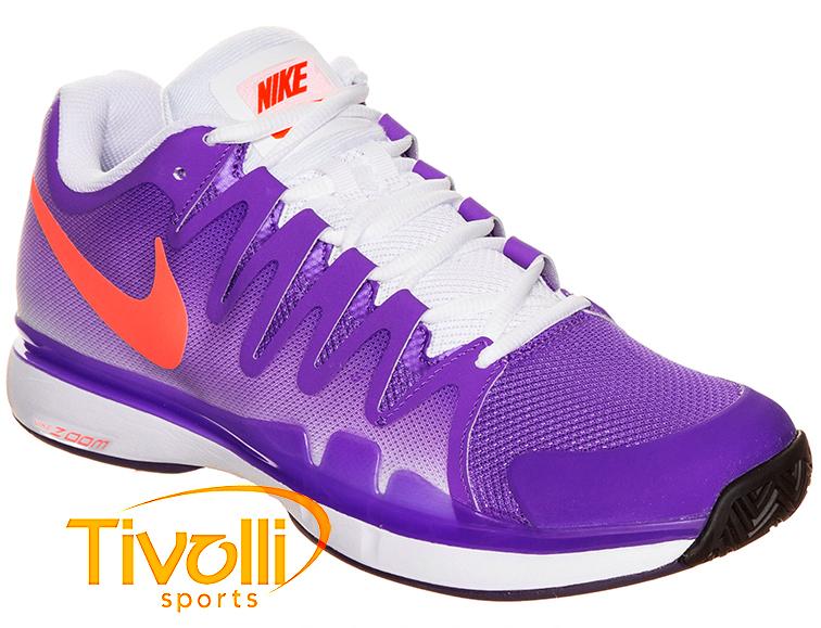 9693f911a55 Raquete Mania   MEGA SALDÃO - Tênis Nike   Zoom Vapor 9.5 Tour Lilás ...