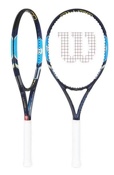 Raquete Mania   Mega Saldão - Raquete de Tênis Wilson   Ultra 100 f1257d82b37fb