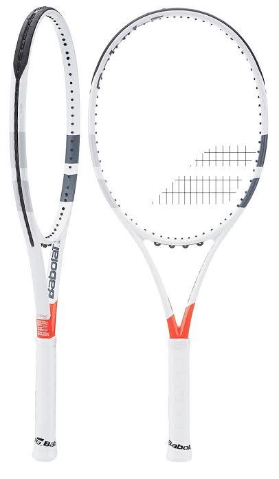 eadc36ddc Raquete Mania   Raquete de Tênis Babolat   Pure Strike 100 - Mega Saldão