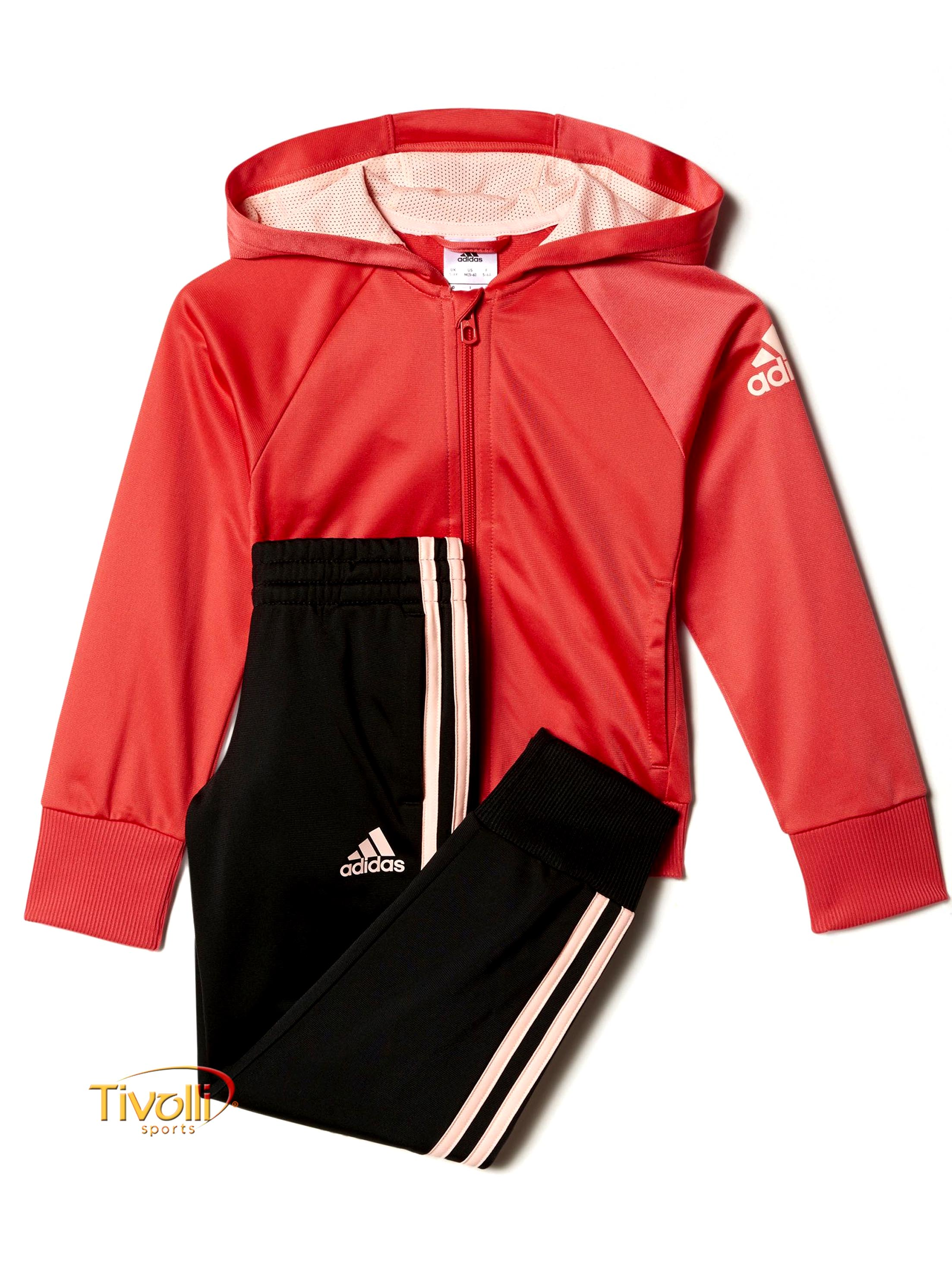 5ef35e0ac Agasalho Infantil Adidas Yb Ts Entry Ch Masculino Marinho comprar agasalho  adidas infantil