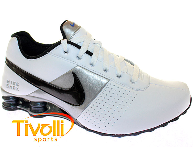 huge selection of efec3 f6c0a ... new zealand tênis nike shox deliver mega saldo cfb69 3303a