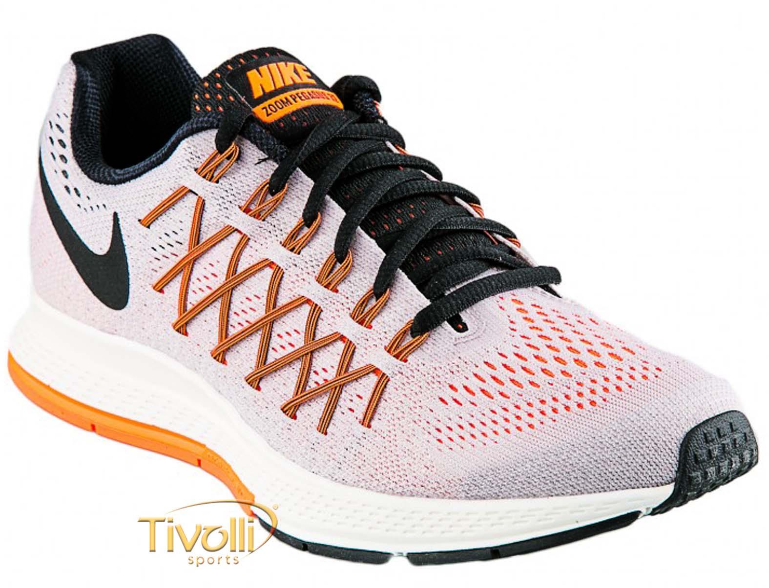 53967fa5d06c1 Raquete Mania   Tênis Nike Air Zoom Pegasus 32   cinza