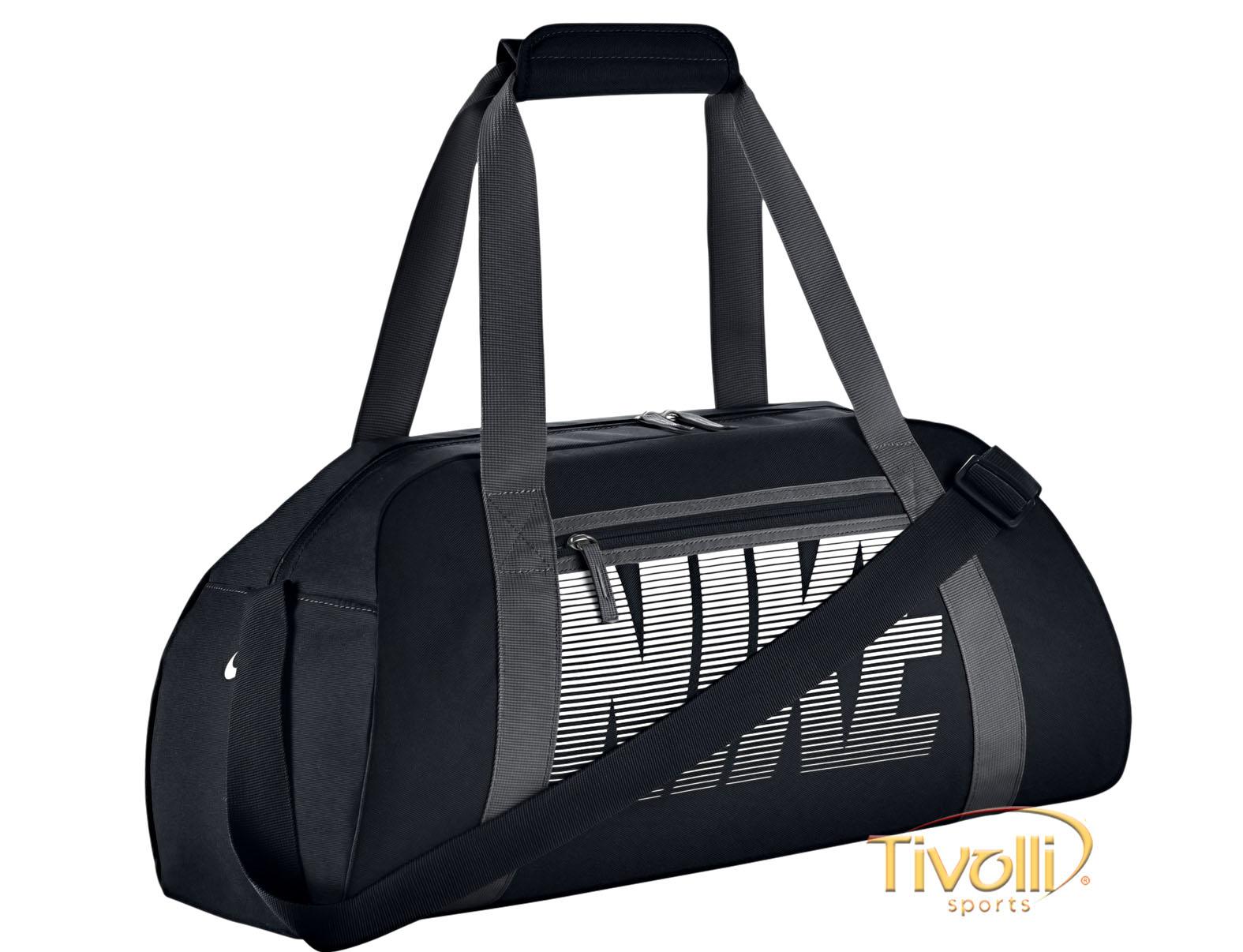 ef05bf4b5 Raquete Mania > Bolsa Nike Gym Club Training Duffel Bag > Preta