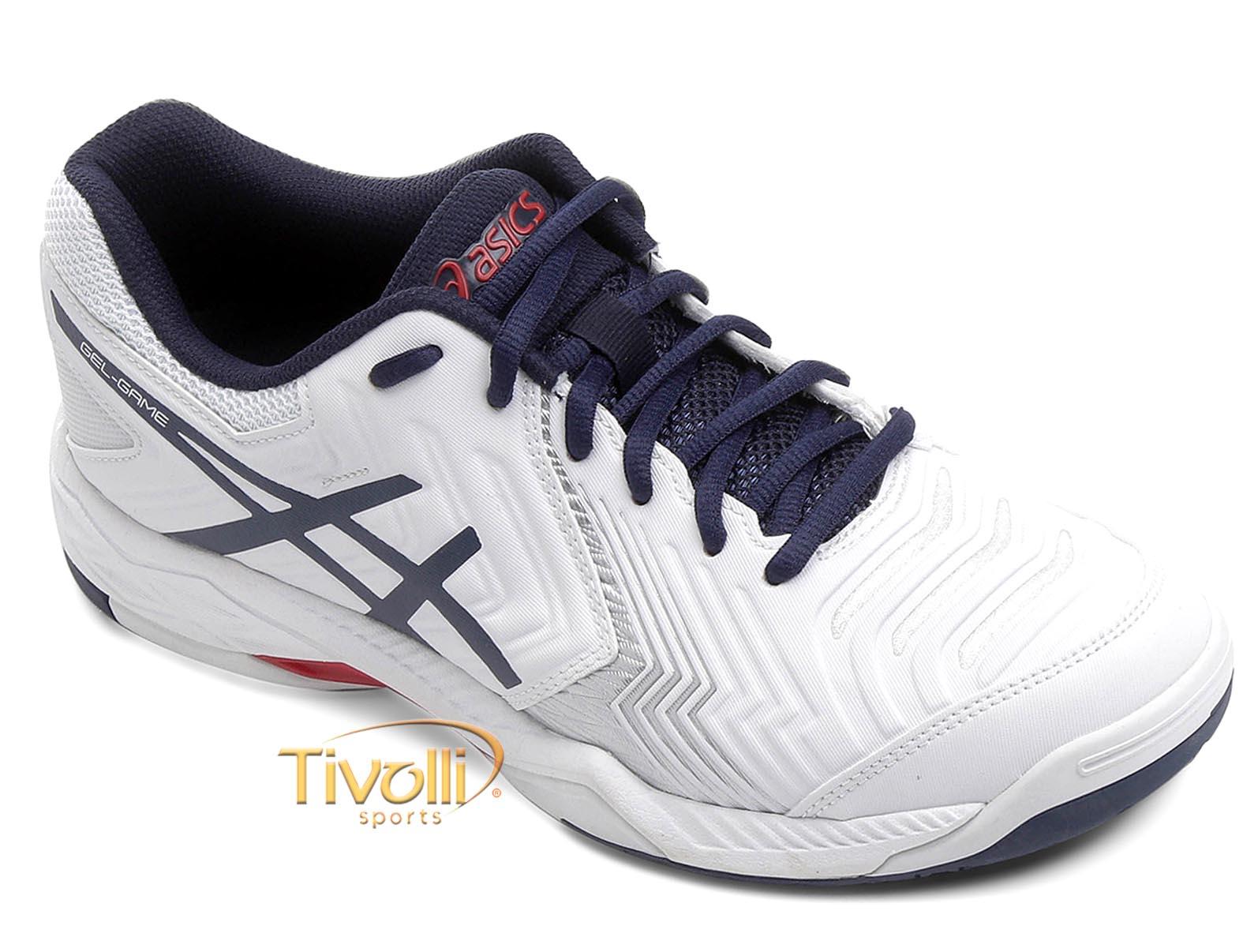 47722461e4 Raquete Mania   Tênis Asics Gel Game 6   Branco
