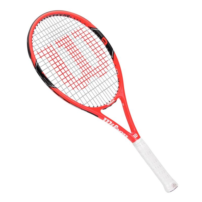 1f1499895 Raquete Mania   Raquete de Tênis Wilson   Roger Federer 100