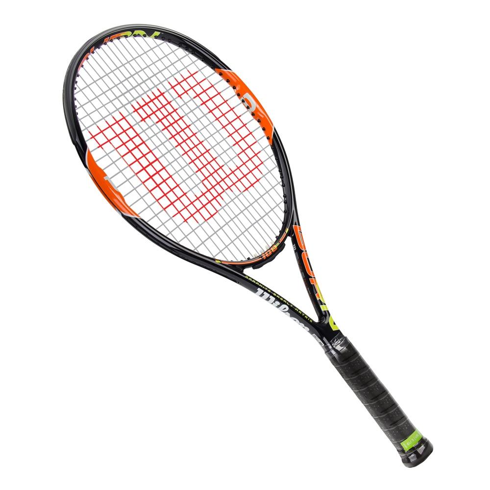 44ec9cd14 Raquete Mania   Raquete de Tênis Wilson   Burn 100 Team - Mega Saldão