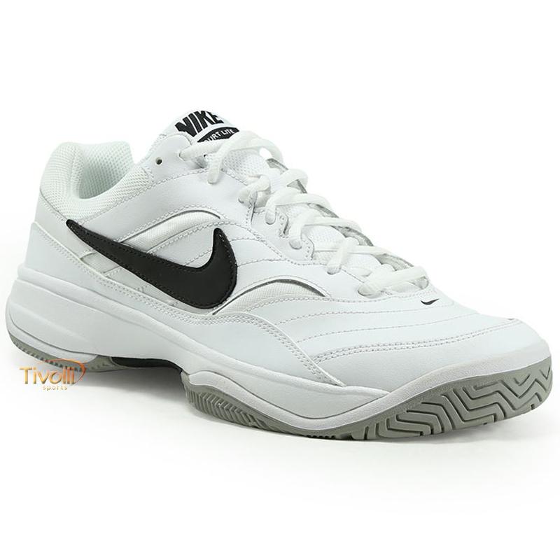 a3b2f85a48110 Raquete Mania   Tênis Nike Court Lite   Branco