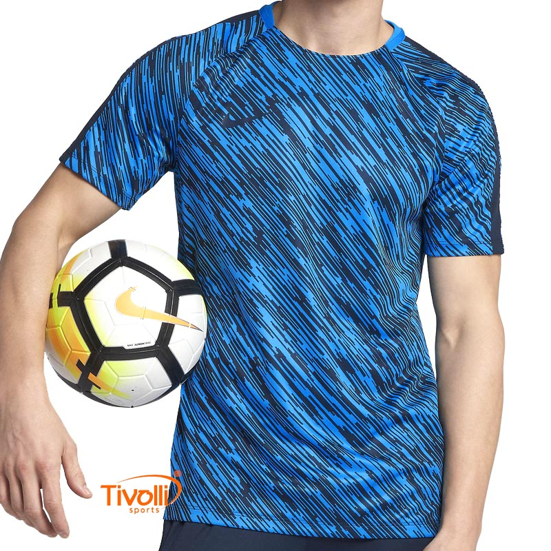 dd823878daaec Raquete Mania   Camiseta Nike Dri-fit Squad   Masculina