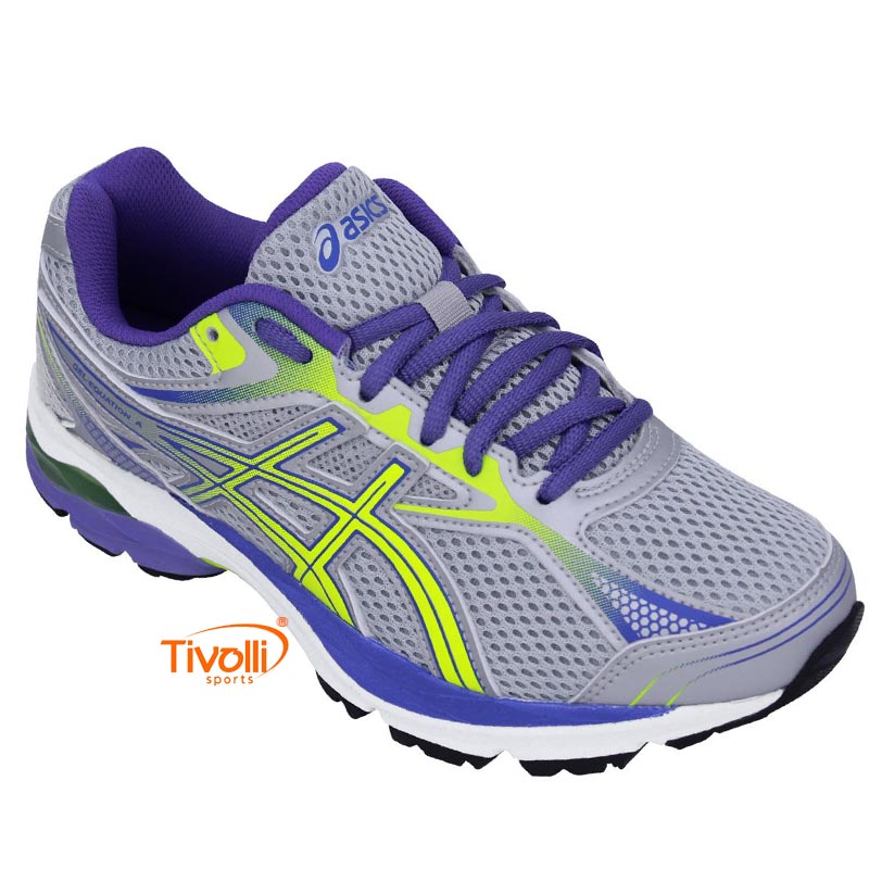 Raquete Mania   Tênis Asics Gel Equation 9 A   tam. 34 ao 39 b669f43a3838f