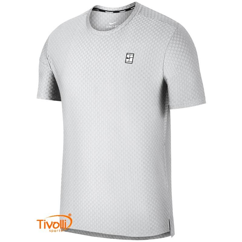 d0324ec814 Raquete Mania   Camiseta Nike Court Top Ss Checkered