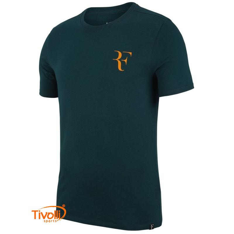 la mejor moda varios colores nuevo producto Camiseta Nike Roger Federer 2018