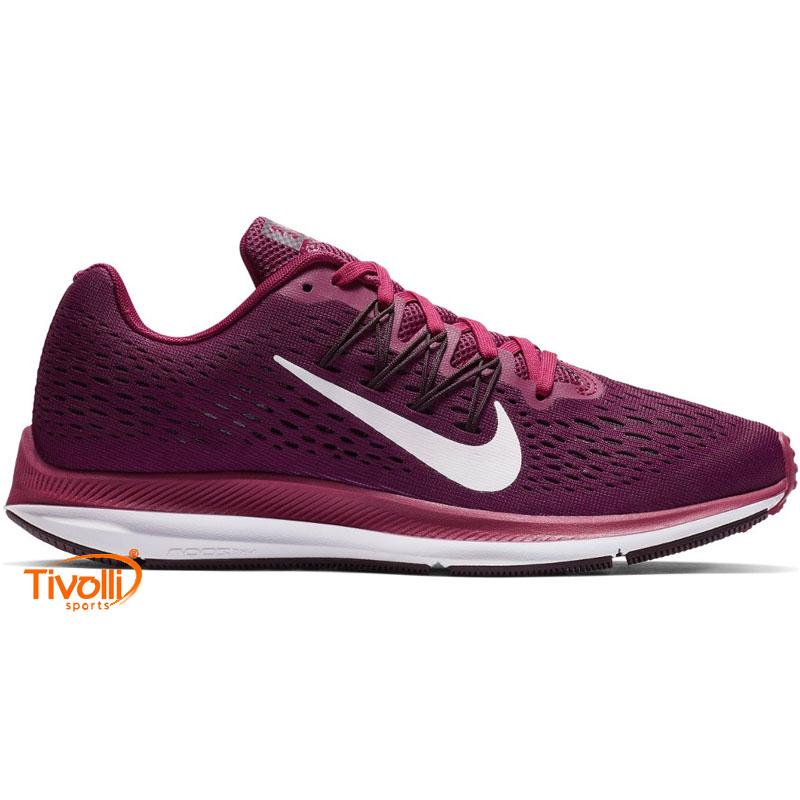 2cde9930ba Raquete Mania   Tênis Nike Zoom Winflo 5   Feminino tam. 34 ao 37