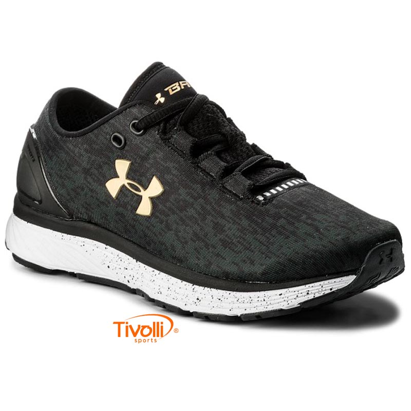 huge discount 5da70 9fd3a Tênis Under Armour Charged Bandit 3