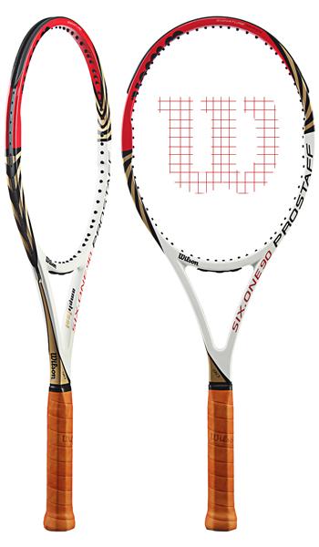 ca25586f5 Raquete Mania   Raquete de Tênis Wilson   BLX Pro Staff Six.One 90 ...