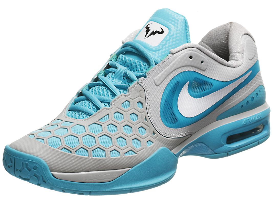 size 40 9fbac 1dccb Tênis Nike Air Max CourtBallistec 4.3 Chumbo Azul Água - Ref  487986-014